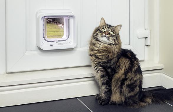 Microchip Cat Flap Connect