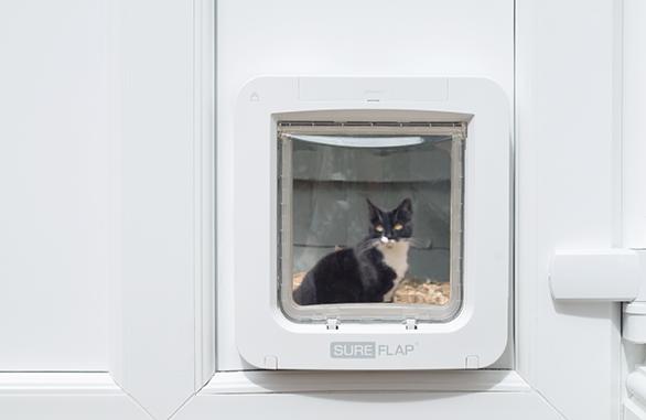 Microchip Pet Door Connect