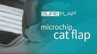 Replacing the rotary lock on the SureFlap Microchip Cat Door