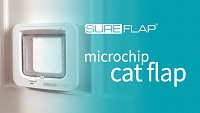 Getting started with the SureFlap Microchip Cat Door