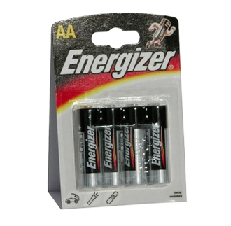 4 x AA Batteries Photo