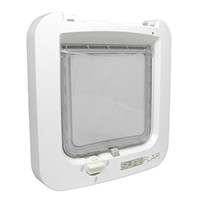 Cat Flap Front Frame Upgrade Kit Photo