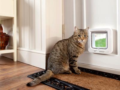 Sureflap Award Winning Microchip Cat Doors Amp Feeders