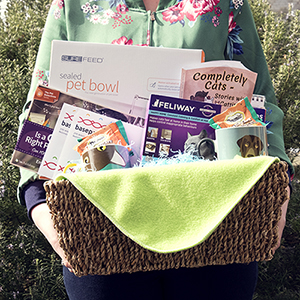 Easter contest prize hamper