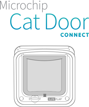 Microchip Cat Door Connect
