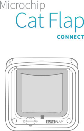 Microchip Cat Flap Connect